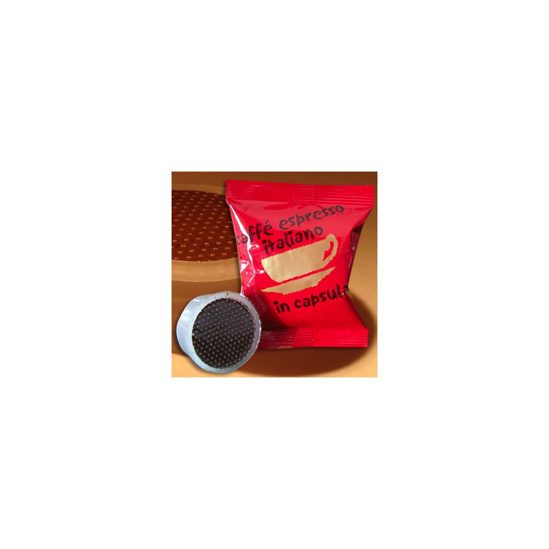 Capsule Espresso Italiano compatibili Lavazza point