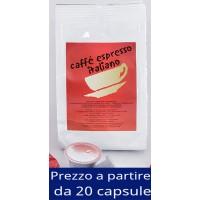 Espresso Italiano in capsule compatibili Nespresso conf. 10 pezzi