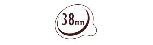 Tutte le nostre Cialde 38 mm