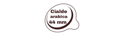 Cialde arabica 44mm