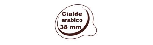 Cialde arabico 38mm
