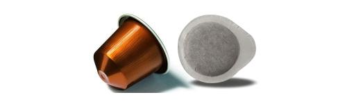 Cialde e capsule