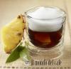 Ricetta per un buon caffè freddo con latte di cocco
