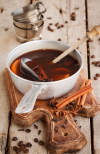 Ricetta Caffè con rum e arancia