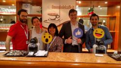 Il mondo del caffè Sponsor dell'evento Inbound Strategies