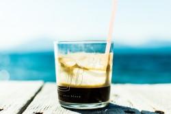 Cocktail freddo al caffè